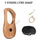 7 String Baby Lyre Harp