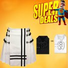 Super Deal  Leather Kilts with free jacobite Shirt