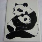 NEW HANDPAINTED PANDA TILE