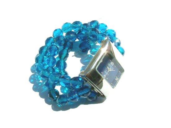 Crystal Blue Watch