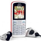 Nokia 5070 Red Gsm Unlocked Cell Phone