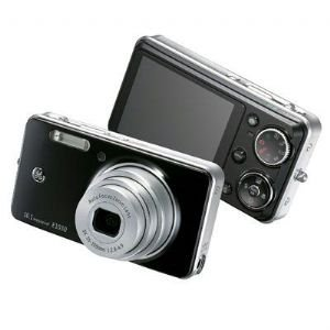 GE 10mp Digital Camera Black