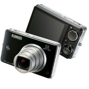 Ge Digital Camera 8mp 5x Zoom