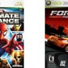 2 Great Games For Xbox 360 (marvel And Forza 2)