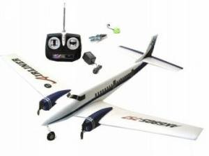 Remote Control Airliner Airplane