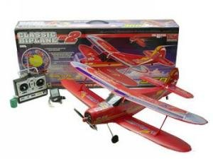 Remote Control Biplane 2 Airplane