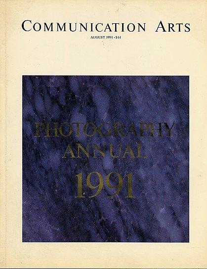 PHOTOGRAPHY ANNUAL 1991 Photographs Communication Arts PHOTOGRAPHERS Magazine