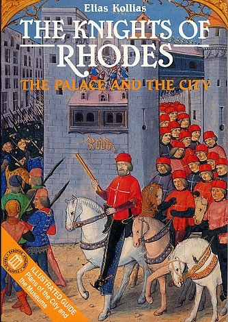 Rhodes Knights MEDIEVAL art Architecture Palace and City