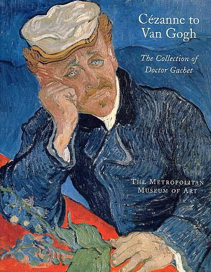 Cezanne van Gogh Exhibition Catalog PAINTING Drawing DOCTOR GACHET Impressionism Monet Renoir