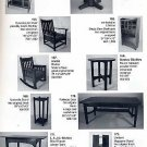 MISSION STYLE   Furniture Decorative Arts and Crafts Weller Pottery Stickley Roycroft CATALOG