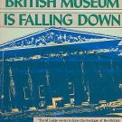 British Museum is Falling Down BOOK Comedy Satire Novel England Culture