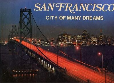 SAN FRANCISCO Photographs BOOK Golden Gate Bridge Neighborhoods Skyline Architecture