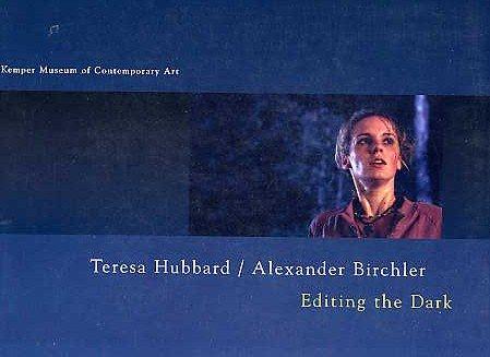 Video Mixed Media ART Exhibition Catalog Hubbard Birchler Contemporary PHOTOGRAPHY