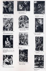 EL GRECO SPANISH BAROQUE ART Painting Tokyo Japanese Exhibition Catalog