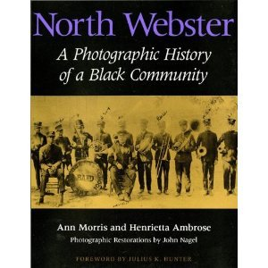 NORTH WEBSTER St. Louis History BOOK African American Black Community Photographs
