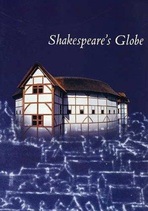 SHAKESPEARE Globe Theater BOOK History Construction London Architecture