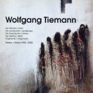 Wolfgang Tiemann ART BOOKContemporary  German Figurative SCULPTURE PAINTING