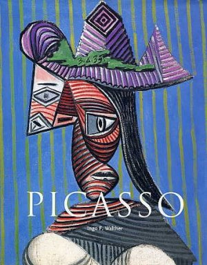 Picasso ART BOOK Modern Painting Drawing CUBISM Surrealism Sculpture