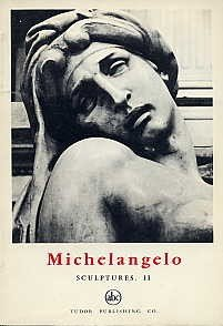 Michelangelo ART BOOK Sculpture Italian Renaissance Artist Nudes Figures Portraits Tombs