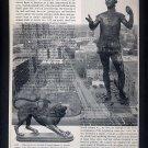SOLD Fallen Shrines ORIGINAL ART Found Object Photography St. Louis West End Etruscan Surrealism