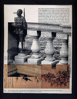 SOLD Collecting Bones ORIGINAL ART Found Object Photography  Architecture St. Louis