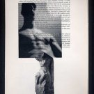 ORIGINAL ART Found Object Photography Gay Colour Michelangelo Male Nudes Surrealism