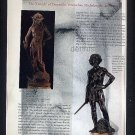 Original ART.Found Object Male Nude Surrealism Photography David Sculpture Gay Coloured