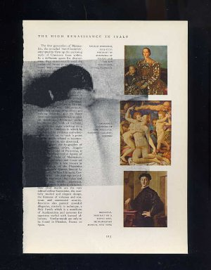 CEREMONIAL SEVERITY (Dance Mix) ORIGINAL ART  Male Nude Photography Found Object Bronzino Mannerism