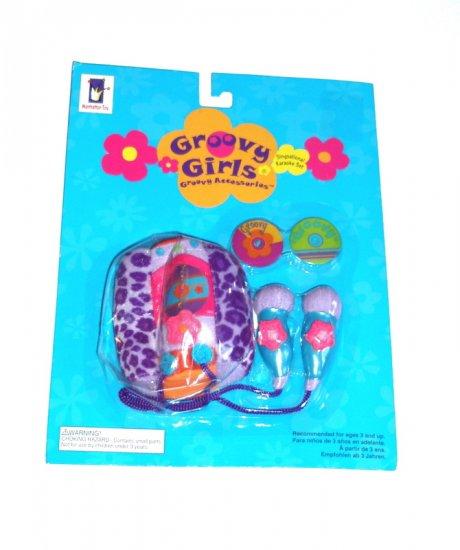 Groovy Girls Accessories Singsational Karaoke CD Music NEW
