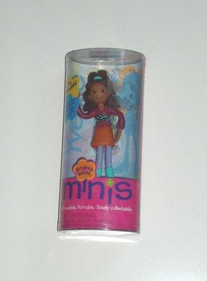 Groovy Girls Minis Doll Yvette Girl Play African American