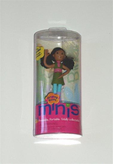 Lot of 2 Groovy Girl Minis dolls girls NEW~