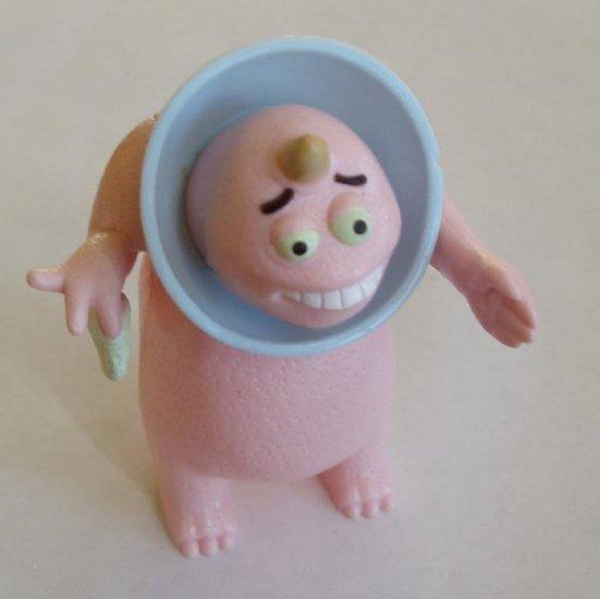 Disney Monsters Inc George Twenty-Three Nineteen! Figurine EUC