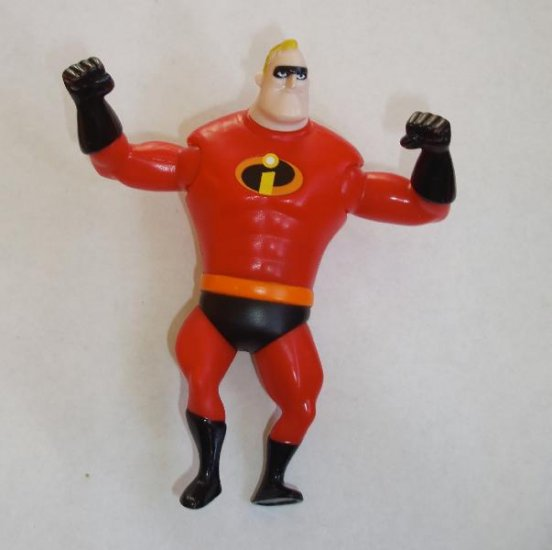 Disney The Incredibles Mr. Incredible Figurine