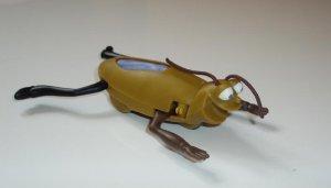 BEE Movie Figurine Happy Meal Grasshopper toy