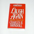 Laugh Again Charles Swindoll Audio Book EUC
