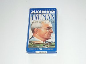 Simon Schuster Truman by David McCullough Audio Book