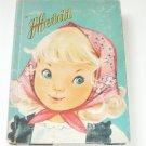 Heidi Hard Back Childrens Book reading Story 1943