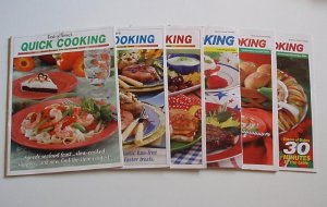 Taste Of Home Quick Cooking 2004 Complete year EUC