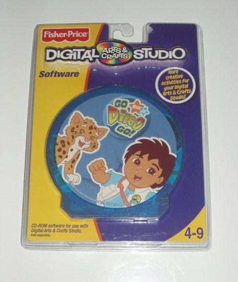 Fisher Price Digital Arts Crafts Studio Software Diego