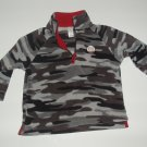 Carters Toddler Baby Boy Camo Fleece 24 m EUC