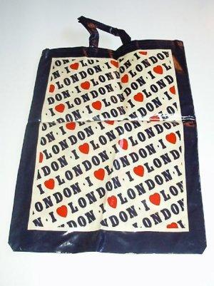 I love London England Tote Bag Used