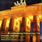 J.S. Bach Brandenburg Concertos 1-6 (Claudio Abbado)