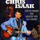 Chris Isaak Live In Concert & Greatest Hits Live Concert