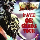 Gwar Fate Or Chaos Tour Live On AXS TV (2013)
