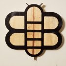 Babylon Bee Logo Wood Sign