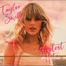 TAYLOR SWIFT – Greatest Hits – 2CD