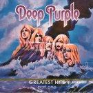DEEP PURPLE – Greatest Hits Part 1 – 2CD
