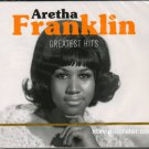 ARETHA FRANKLIN – Greatest Hits – 2CD