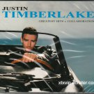 "JUSTIN TIMBERLAKE ""Greatest Hits & Collaboration"" 2CD"