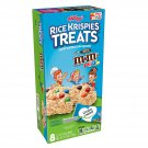 Rice Krispies Kellogg's Treats w/ M and M Minis, 3 boxes 5.64 Ounces, 8 treats each